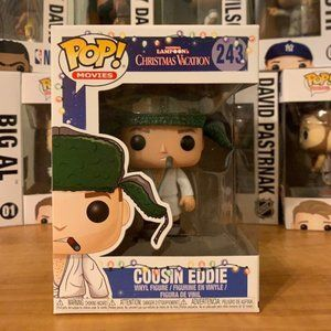 Funko Pop Christmas Vacation Cousin Eddie #243